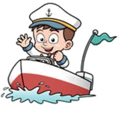 Guess what ......... you can get a Restricted Victorian Marine Boat Licence when you turn 12 years of age